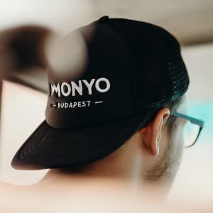 MONYO Brewing Trucker baseball sapka