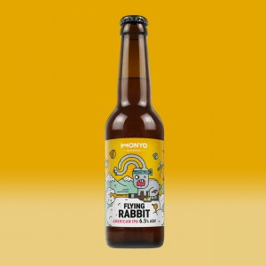 Flying Rabbit 6.5% 12x0.33l