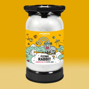 Flying Rabbit 6.5% 30l KeyKeg