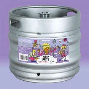 Funky Fritz 4.6% 30l KEG