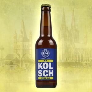 Kölsch Style Ale 24x0,33l